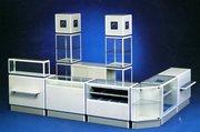 Торговое оборудование,  аптечная мебель