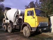 Бетон. Известковый и цементный растворы с доставкой по Донецку.