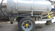 бочка РЖТ для воды 4, 5 куб.м на шасси