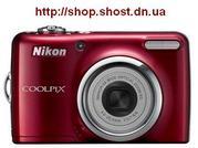 Фотокамера Nikon Coolpix L23 - 702 грн