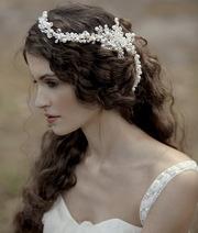 Нежная роза свадебное платье от Папилио