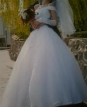 новые свадебные платья недорого с аксессуарами