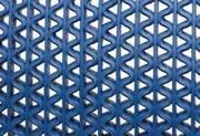 Рулонное ячеистое виниловое покрытие «Зигзаг». ОПТОМ от производителя.