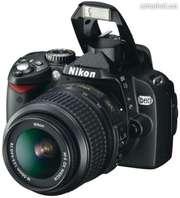 Nikon D60 Kit + Сумка CaseLogic + UW фильтр + SDHC 8Gb = 3500 грн.