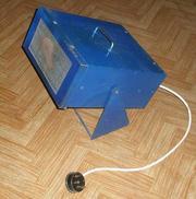 электротепловентилятор ЭТВУС-5, 0/380  V