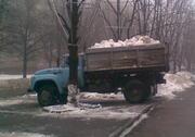 Вывоз снега Донецк