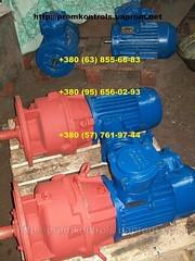 Продам мотор-редукторы МПО2М-15-24, 6-11/59