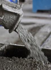 Бетон ,  раствор цементный ,  раствор известковый .