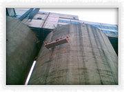 Высотные работы,  защита бетонных поверхностей