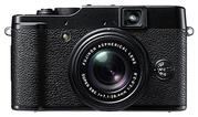 Продам фотоаппарат fujifilm finepix x10