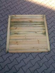 деревянные полы, настил