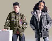 Одежда Alpha в стиле милитари