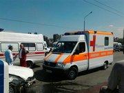 Медэкспресс плюс - медицинская перевозка больного из Донецка в Киев,