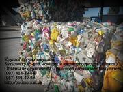Покупаем отходы полигонных пластмасс-УПМ,  ПНД,  ПВД,  ПП