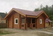 Деревянные дома – срубы: недорого,  качественно,  надежно.