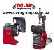Шиномонтажное оборудование M&B Engineering