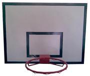 Баскетбольные кольца и щиты