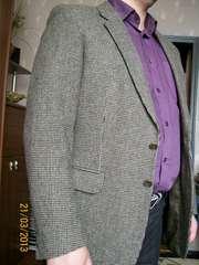 Стильный английский пиджак StMichael