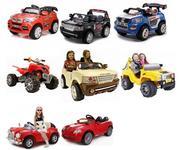 Срочно! Продам детские электромобили для проката - Raspashonka