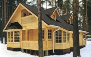 Строительство из Сип панелей,  канадский дом,  каркасный дом