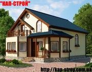 Строительство домов и коттеджей под ключ из SIP-панелей