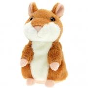Мягкая игрушка - Говорящий хомяк