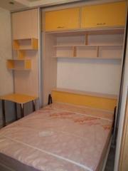 Кровать-шкаф на заказ Донецк. Дизайн,  кредит