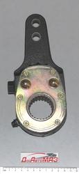Рычаг регулировочный МАЗ 64226-3501136-010 прямой( мелк.шл. )