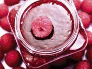 Продается кондитерская термостабильная фруктовая начинка «Малина в гел
