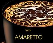 Начинка шоколадная со вкусом ликера «Амаретто».