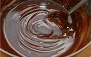 Кондитерская шоколадная начинка «Ваниль».