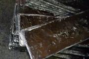 Аноды оловянные О1п.ч.;  О1 (10*120*800)