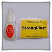 Клей для пластика – Стронг Пласт