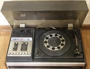 Виниловый проигрыватель Melodija-103-stereo