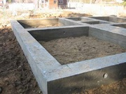 Фундаменты и утепление домов