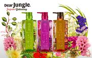 Японский шампунь для волос Dear Jungle увлажнение 500 мл