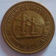 50 сентаво Аргентина