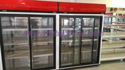 Торговое холодильное оборудование б/у . Витрины б/у.  Шкафы холодильны