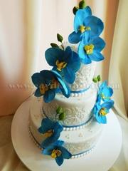 Свадебные торты в Донецке от Эли