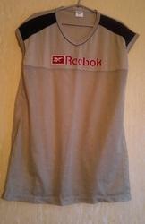Новая футболка-сетка светло-горчичного цвета,  р-р 52-56