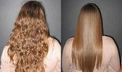 Кератиновое выпрямление (лечение) волос в Мариуполе