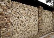 Мозаика окатанная из песчаника