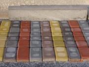 Плитка тротуарная прeссованная