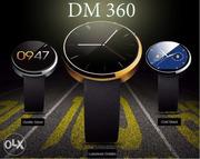 умные Smart-часы DM 360 (аналог Matarola360)