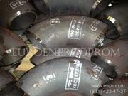 Отводы стальные 90 градусов 108X4;  159X5;  219X6