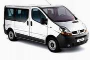 Запчасти на Renault Trafic II ,  Opel Vivaro ,  Nissan Primastar