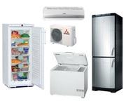 Ремонт,  монтаж и сервис холодильников,  кондиционер