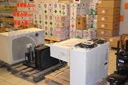 Полупромышленное холодильное оборудование моноблоки и сплиты