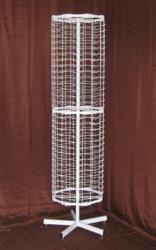 Вертушка для очков на 240 мест высота 1800 см.
