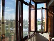 Окна,  балконы,  лоджии,  французские балконы под ключ